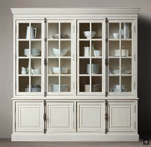 dressing up my china cabinet with a cremone bolt dressing hardware and restoration hardware