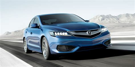Acura Vehicles by 2019 Acura Ilx Vehicles On Display Chicago Auto Show
