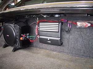 116 Car Audio Installation Pics