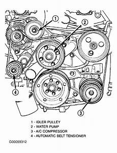 1997 Dodge Viper Serpentine Belt Routing And Timing Belt