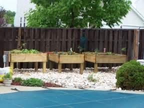 raised garden bed on legs espa 241 ol