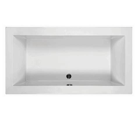 mti andrea  rectangular bathtub