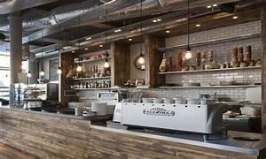 Interior Design Rustic Rustic Coffee Shop Counter Best