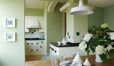 cuisine peinture verte de quelle couleur peindre les murs d une cuisine la