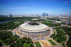 List Of Football Stadiums In Russia
