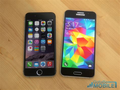 samsung galaxy s6 vs iphone 6 galaxy s6 vs iphone 6 samsung just bought an edge