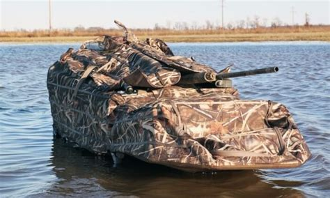 Layout Boat For Geese by Best Layout Blinds Reviews For Duck Goose