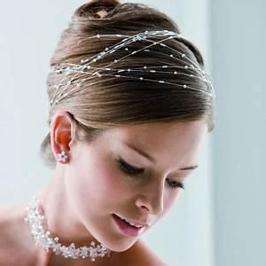 Accessoires Cheveux Courts : coiffure mariage accessoires pour cheveux ~ Preciouscoupons.com Idées de Décoration