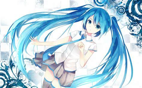 Miku Hatsune Images Hatsune Miku Hd Wallpaper And