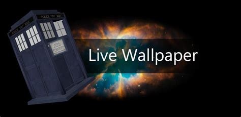 Doctor Who Animated Wallpaper - dr who wallpapers and screensavers wallpapersafari