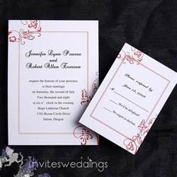 wedding invitations 1 simple wedding invitations cheap invites at invitesweddings