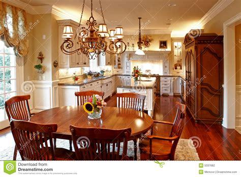 cuisine de luxe cuisine américaine de luxe photographie stock image 5337682