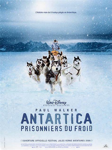 antartica prisonniers du froid
