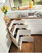 Smart Storage Ideas Small Kitchens Gallery Of 15 Smart Kitchen Organization And Saving Ideas