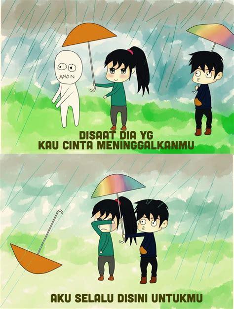 kumpulan gambar comic meme indonesia  lucu dp bbm