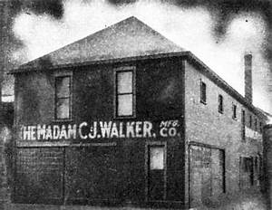 File:Madam CJ Walker Manufacturing Company, Indianapolis ...