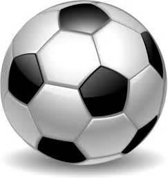 Football Clip Art Black and White