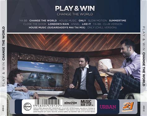 Noul Album Play & Win