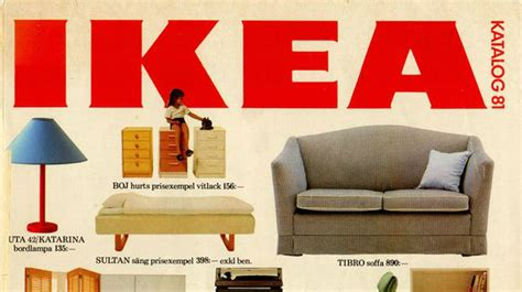 IKEA Catalog Covers From 1951-2018 : Ikea's Vintage Catalogs Will Make You Feel Right At Home