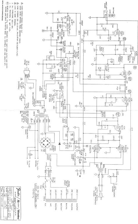 wiring diagram fender lead fender lead ii wiring diagram imageresizertool