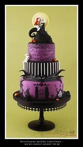 wedding cakes pictures nightmare before wedding