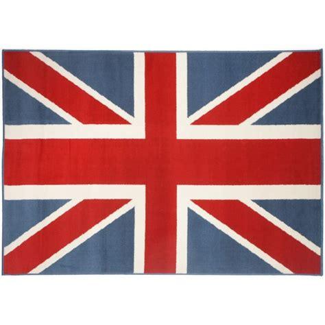 tapis salon urban drapeau anglais union jack  achat