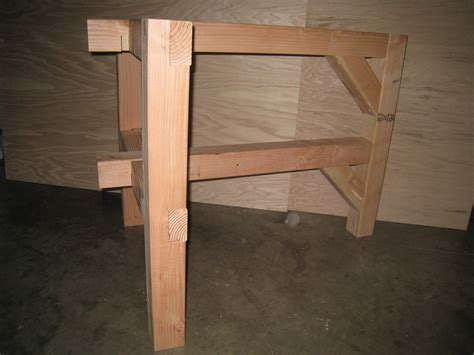 woodwork shooting bench plans portable  plans