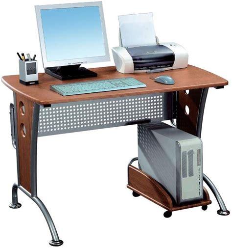 techni mobili ergonomic computer desk contemporary