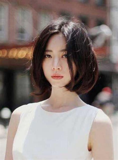 short haircut asian female  hairstyle  ideas hair