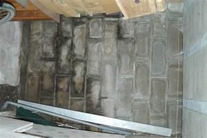 Étanchéité Mur Enterré Par L Intérieur : cave humide mur enterr et drain introuvable ~ Farleysfitness.com Idées de Décoration