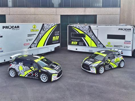 Procarmotorsport Le Citron Ds3 R5 Di Rudy Michelini E