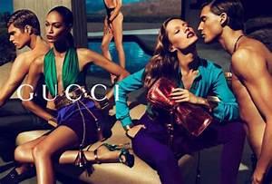 Gucci Spring Summer 2011 Ad Campaign1966 Magazine