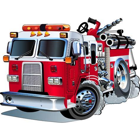 deco chambre reine des neiges sticker enfant camion de pompier 3548 stickers muraux enfant