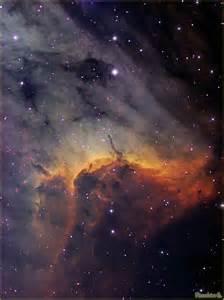 Hubble Telescope Color