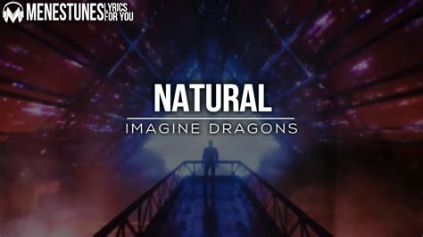Imagine Dragons  Natural (lyrics) Youtube