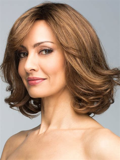 analisa human hair wig  revlon simply beautiful wigs