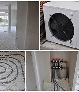 Pompe à Chaleur Plancher Chauffant Prix : pompe chaleur air eau prix moyen et fonctionnement d ~ Premium-room.com Idées de Décoration