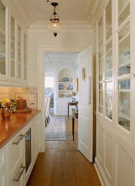 small narrow butlers pantry   house   butler pantry pantry kitchen