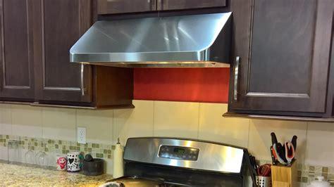 replacing   range microwave  range hood youtube