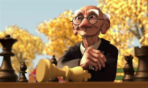 geris game  pixar short   week upcoming pixar
