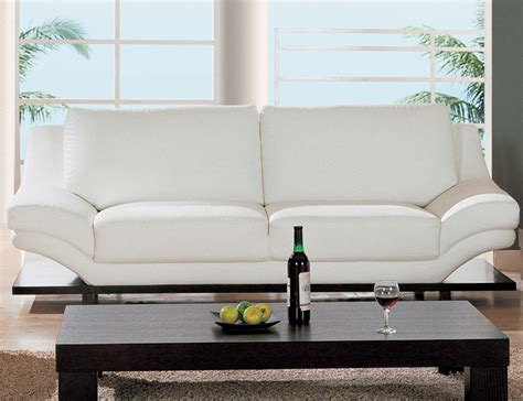 Small White Loveseat by Small White Leather Sofa Leather Sofa Advice Survey White