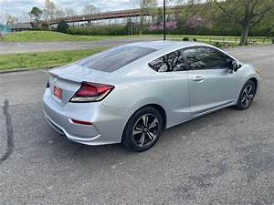 2015 Used Honda Civic Coupe 2dr Manual Ex At Crencor
