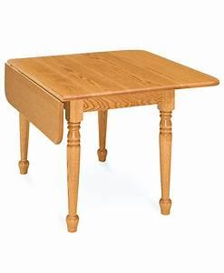 Drop Leaf Leg Table - Amish Direct Furniture