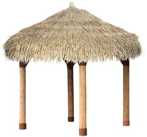 Palapa Thatch by Palapa Structures Palapas Synthetic Tiki Hut It S