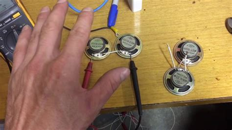 Series Parallel Wiring Speakers Youtube