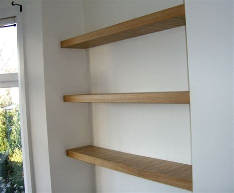 Built In Wardrobe Shelving Diy Floating Wood Shelves