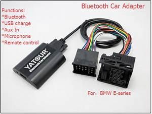 E36  E38  E39  E46  X3  X5  Z4  Z8     Kit Bluetooth Pour Bmw