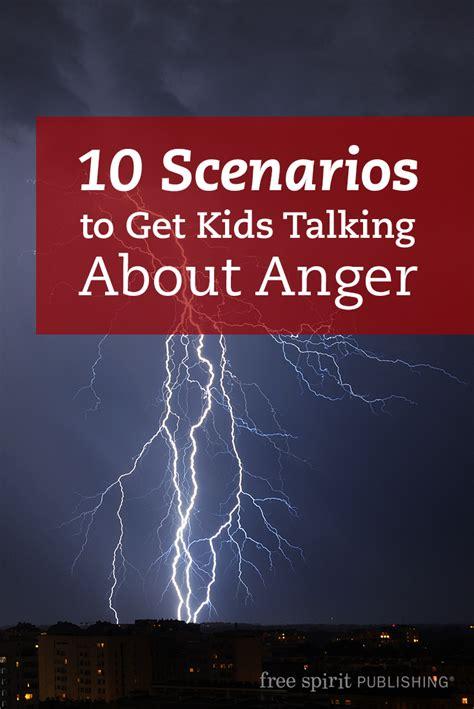 scenarios   kids talking  angerpng