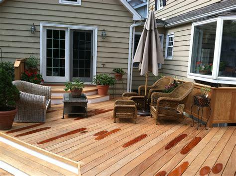 backyard wood deck wood decks archadeck custom decks patios sunrooms and