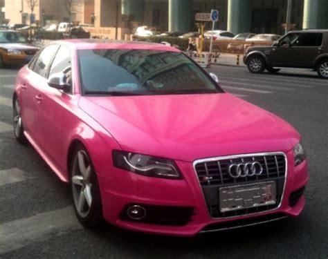 pink audi a7 pink audi s4 china 1 458x363